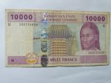 Africa centrala-Camerun-10000 FRANCI 2002-U
