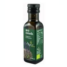 Ulei de Chia Presat la Rece Bio Allgauer 100ml Cod: ALO3502
