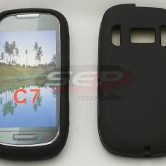 Husa silicon Nokia c7