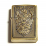 Bricheta model - Zippo - American Eagle - model 1