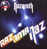 Nazareth Razamanaz remastered digipack (cd)