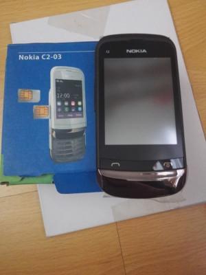 Nokia C2-03 nou in cutie foto