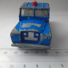 bnk jc Corgi Whizzwheels Land Rover 109 WB / 1969