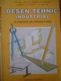 DESEN TEHNIC INDUSTRIAL. ELEMENTE DE PROIECTARE - E.VASILESCU,1994