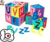 Salteluta de Joaca cu Cifre si Litere Puzzle 36 Piese, BabyGo