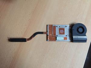 Cooler placa video Dell Precision M6600 , A144