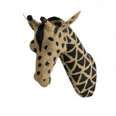 Decoratiune perete Trofeu Girafa Large Quax