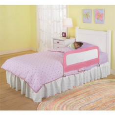 Protectie pliabila pentru pat Pink Summer Infant