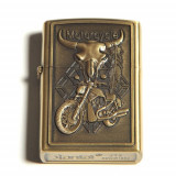 Bricheta model - Zippo - American Motorcycle - model 2