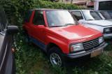 Suzuki Vitara, Benzina, Cabrio