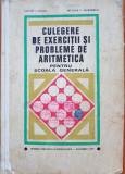CULEGERE DE EXERCITII SI PROBLEME DE ARITMETICA - Iliescu, Marinescu