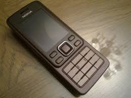Nokia 6300 maro reconditionat