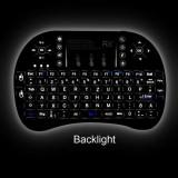 Tastatura Wireless Mini Neagra