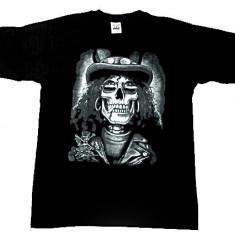 Tricou - Slash (Guns N Roses) - moartea cu joben, M