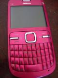 Nokia C3-00 roz reconditionat, Neblocat