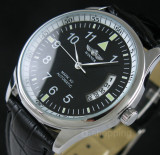 Ceas Winner Win035 Automatic Black Gentile