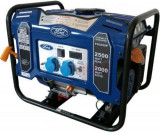 Generator Curent Electric Ford Tools FG3050P, 2500W, 230V, AVR inclus, Motor benzina
