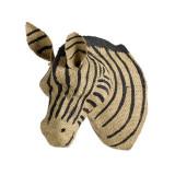 Decoratiune perete Trofeu Zebra Quax