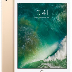 "Tableta Apple iPad (2017), 9.7"", Wi-Fi, 32GB, Gold, 9.7 inch, 32 GB, Auriu"
