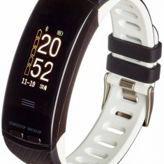 Bratara Fitness Garett Fit 23 GPS Black / White