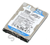 Hard Disk Laptop Western Digital Scorpio Blue WD3200BPVT 320GB, 5400rpm, 8 MB,..., Western Digital
