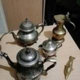 Bronz ceanice & cafea argint nickel cupru ect.