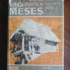 Zona etnografica Meses - IOAN AUGUSTIN GOIA
