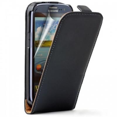 Husa Samsung Galaxy s3 i9300 piele foto