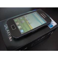 Samsung Galaxy ace MODEL S5830 / NEGRU / NOU