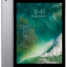 """Tableta Apple iPad (2017), 9.7"""", Wi-Fi+Cellular, 32GB, Space Grey, 9.7 inch, 32 GB, Wi-Fi + 4G"""