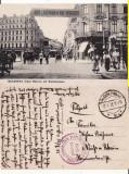 Bucuresti -Calea Victoriei-militara WWI, WK1, deosebita