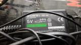 Incarcator alimentator SONY PSP-104 de 5V/2000mA original