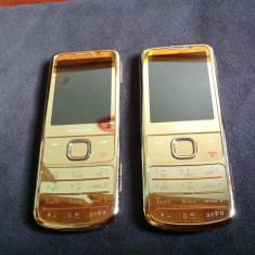 Telefon Nokia 6700 classic original reconditionat auriu nou 6700c garantie
