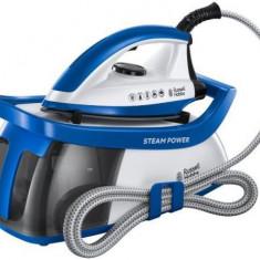 Statie de calcat Russell Hobbs 24430-56, 2600 W, 1.3 l, 95 g/min (Alb/Albastru)