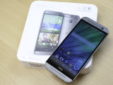 Htc One M8 nou / argintiu