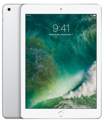 """Tableta Apple iPad (2017), 9.7"""", Wi-Fi, 128GB, Silver foto"""