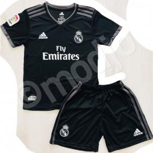 Compleu Echipament Fotbal Real MADRID RONALDO 2018-2019  pt. copii