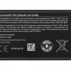 Acumulator Microsoft Lumia 730 cod BV-T5A 220mAH Original NOU