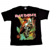 Tricou Rock Iron Maiden - Eddie - Choppers, L, S