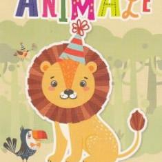 Cauti Caiet Jumbo Cu Planse Pentru Colorat Animale Melissa