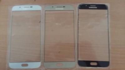 Ecran Samsung Galaxy A7 alb negru auriu nou foto