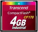 Card de memorie Transcend Compact Flash, 4GB