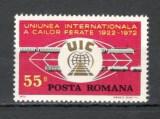Romania.1972 50 ani UIC  YR.538