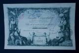 Actiuni Banca Comertului Craiova - 5000 lei valoare nominala