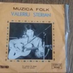 Valeriu Sterian – Cu Iubirea De Moşie / Cîntec De Oameni, VINIL