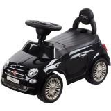 Masinuta fara pedale Fiat 500 Vip Edition - Sun Baby - Negru, Sun Baby