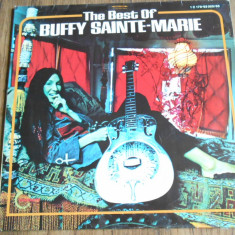 Buffy Sainte-Marie – The best of – 2 x LP, VINIL
