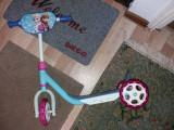 Trotineta Smoby cu 3 roti copii Frozen