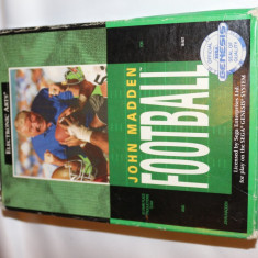 [SEGA] Joe Madden Football - joc original Sega Genesis