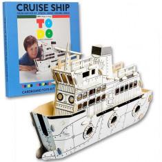 Joc creativ 3D Cruise Ship